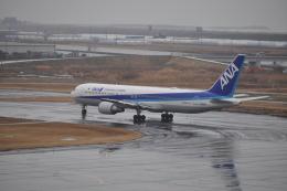 フレアー350さんが、仙台空港で撮影した全日空 767-381/ERの航空フォト(飛行機 写真・画像)