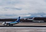 Cygnus00さんが、新千歳空港で撮影した全日空 737-781の航空フォト(飛行機 写真・画像)