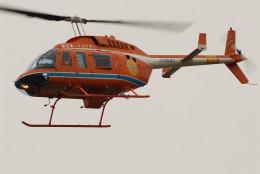 banshee02さんが、東京ヘリポートで撮影した新日本ヘリコプター 206L-3 LongRanger IIIの航空フォト(飛行機 写真・画像)