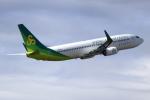 NANASE UNITED®さんが、成田国際空港で撮影した春秋航空日本 737-86Nの航空フォト(飛行機 写真・画像)