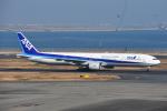 空が大好き!さんが、羽田空港で撮影した全日空 777-381の航空フォト(飛行機 写真・画像)