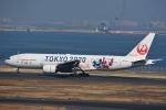 空が大好き!さんが、羽田空港で撮影した日本航空 777-246の航空フォト(飛行機 写真・画像)