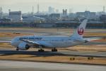 Cスマイルさんが、伊丹空港で撮影した日本航空 787-8 Dreamlinerの航空フォト(飛行機 写真・画像)