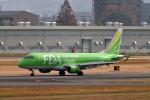 鈴鹿@風さんが、名古屋飛行場で撮影したフジドリームエアラインズ ERJ-170-200 (ERJ-175STD)の航空フォト(飛行機 写真・画像)