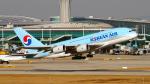 FlyingMonkeyさんが、仁川国際空港で撮影した大韓航空 A380-861の航空フォト(飛行機 写真・画像)