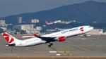 FlyingMonkeyさんが、仁川国際空港で撮影したチェコ航空 A330-323Xの航空フォト(飛行機 写真・画像)