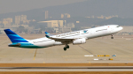 FlyingMonkeyさんが、仁川国際空港で撮影したガルーダ・インドネシア航空 A330-343Xの航空フォト(飛行機 写真・画像)