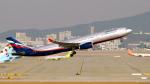 FlyingMonkeyさんが、仁川国際空港で撮影したアエロフロート・ロシア航空 A330-343Xの航空フォト(飛行機 写真・画像)