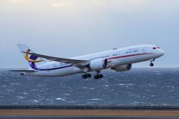 yabyanさんが、中部国際空港で撮影した金鹿航空 787-8 Dreamlinerの航空フォト(飛行機 写真・画像)