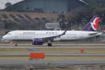 MOR1(新アカウント)さんが、福岡空港で撮影したマカオ航空 A320-271Nの航空フォト(飛行機 写真・画像)