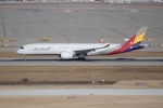 OMAさんが、仁川国際空港で撮影したアシアナ航空 A350-941XWBの航空フォト(飛行機 写真・画像)