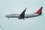 FRTさんが、福岡空港で撮影したイースター航空 737-8BKの航空フォト(飛行機 写真・画像)