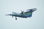 FRTさんが、福岡空港で撮影したオリエンタルエアブリッジ DHC-8-201Q Dash 8の航空フォト(飛行機 写真・画像)