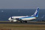 tombowさんが、鳥取空港で撮影した全日空 737-881の航空フォト(飛行機 写真・画像)