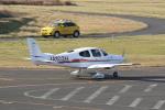 tombowさんが、鳥取空港で撮影した日本個人所有 SR20 Sの航空フォト(飛行機 写真・画像)
