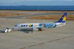 SKY☆101さんが、神戸空港で撮影したスカイマーク 737-86Nの航空フォト(飛行機 写真・画像)
