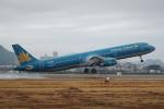 サボリーマンさんが、松山空港で撮影したベトナム航空 A321-231の航空フォト(飛行機 写真・画像)