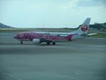 massan551さんが、那覇空港で撮影した日本トランスオーシャン航空 737-446の航空フォト(飛行機 写真・画像)