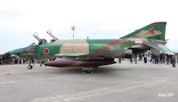 RINA-281さんが、築城基地で撮影した航空自衛隊 RF-4E Phantom IIの航空フォト(飛行機 写真・画像)