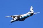 キットカットさんが、成田国際空港で撮影した新中央航空 228-212の航空フォト(飛行機 写真・画像)