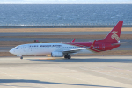 yabyanさんが、中部国際空港で撮影した深圳航空 737-87Lの航空フォト(飛行機 写真・画像)