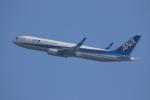 kaz787さんが、伊丹空港で撮影した全日空 767-381/ERの航空フォト(飛行機 写真・画像)