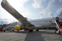 航空フォト:EC-MIQ ブエリング航空 A319