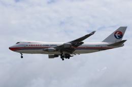 ★azusa★さんが、シンガポール・チャンギ国際空港で撮影した中国貨運航空 747-412F/SCDの航空フォト(飛行機 写真・画像)