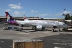 ilv583さんが、ダニエル・K・イノウエ国際空港で撮影したハワイアン航空 A321-271Nの航空フォト(飛行機 写真・画像)