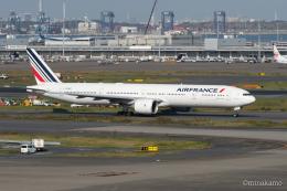 みなかもさんが、羽田空港で撮影したエールフランス航空 777-328/ERの航空フォト(飛行機 写真・画像)