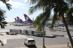 ilv583さんが、ダニエル・K・イノウエ国際空港で撮影したハワイアン航空 A330-243の航空フォト(飛行機 写真・画像)