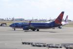 ilv583さんが、ダニエル・K・イノウエ国際空港で撮影したサンカントリー・エアラインズ 737-8FHの航空フォト(飛行機 写真・画像)