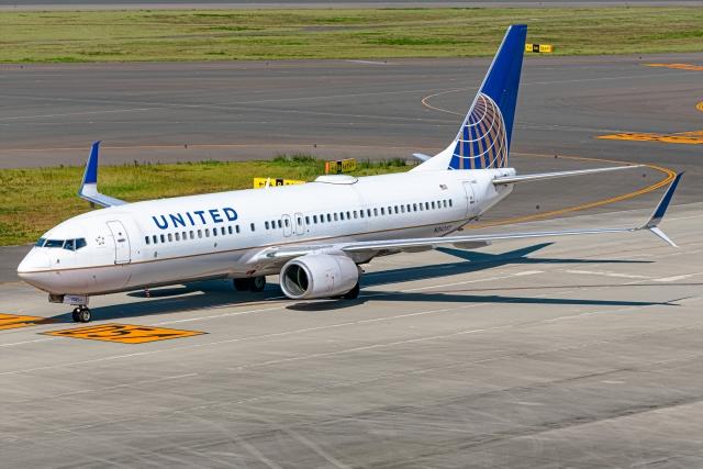 航空フォト:N34282 ユナイテッド航空 737-800