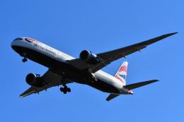 beimax55さんが、成田国際空港で撮影したブリティッシュ・エアウェイズ 787-9の航空フォト(飛行機 写真・画像)