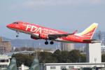 ANA744Foreverさんが、名古屋飛行場で撮影したフジドリームエアラインズ ERJ-170-100 (ERJ-170STD)の航空フォト(飛行機 写真・画像)