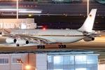 Ariesさんが、羽田空港で撮影したドイツ空軍 A340-313Xの航空フォト(飛行機 写真・画像)