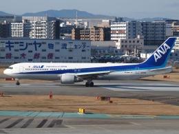 FT51ANさんが、福岡空港で撮影した全日空 767-381/ERの航空フォト(飛行機 写真・画像)