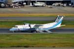ちっとろむさんが、羽田空港で撮影した海上保安庁 DHC-8-315Q MPAの航空フォト(飛行機 写真・画像)