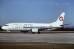 tassさんが、北京首都国際空港で撮影した中国新華航空 737-46Qの航空フォト(飛行機 写真・画像)