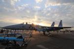 ふるちゃんさんが、新田原基地で撮影した航空自衛隊 F-15DJ Eagleの航空フォト(飛行機 写真・画像)