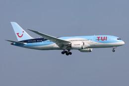 U.Tamadaさんが、プーケット国際空港で撮影したトゥイ・エアウェイズ 787-8 Dreamlinerの航空フォト(飛行機 写真・画像)