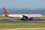 yabyanさんが、中部国際空港で撮影したオムニエアインターナショナル 777-222/ERの航空フォト(飛行機 写真・画像)