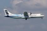 U.Tamadaさんが、プーケット国際空港で撮影したバンコクエアウェイズ ATR-72-600の航空フォト(飛行機 写真・画像)
