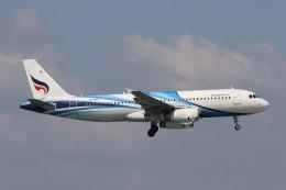 航空フォト:HS-PPK バンコクエアウェイズ A320