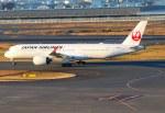 VICTER8929さんが、羽田空港で撮影した日本航空 A350-941XWBの航空フォト(飛行機 写真・画像)