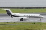 yabyanさんが、中部国際空港で撮影したBMW Flight Service G500/G550 (G-V)の航空フォト(飛行機 写真・画像)