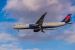 ken_kenさんが、成田国際空港で撮影したデルタ航空 A330-941の航空フォト(飛行機 写真・画像)