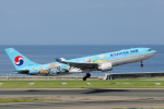 yabyanさんが、中部国際空港で撮影した大韓航空 A330-223の航空フォト(飛行機 写真・画像)
