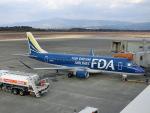 ヒロリンさんが、熊本空港で撮影したフジドリームエアラインズ ERJ-170-200 (ERJ-175STD)の航空フォト(飛行機 写真・画像)