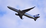 kuriko21さんが、成田国際空港で撮影した全日空 767-381/ERの航空フォト(飛行機 写真・画像)